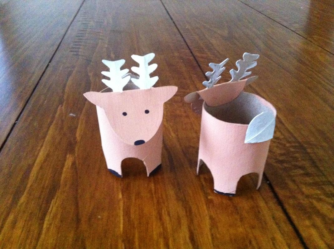 Поделки и картона и бумаги