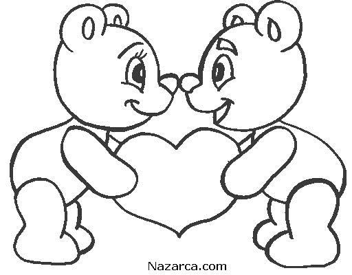 desenhos-colorir-ursinhos-apaixonados-2