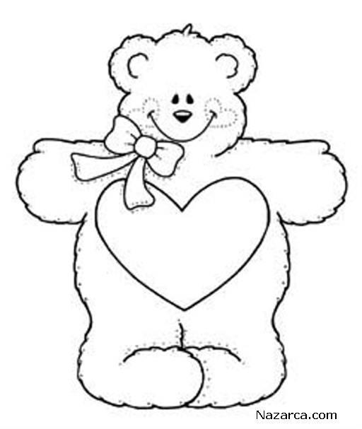 desenhos-colorir-ursinhos-apaixonados-5