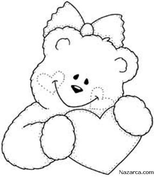desenhos-colorir-ursinhos-apaixonados-6