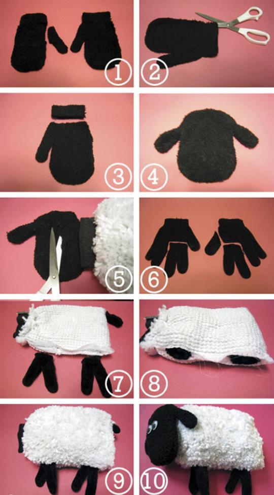 eldivenden-oyuncak-kuzu-yapimi-3