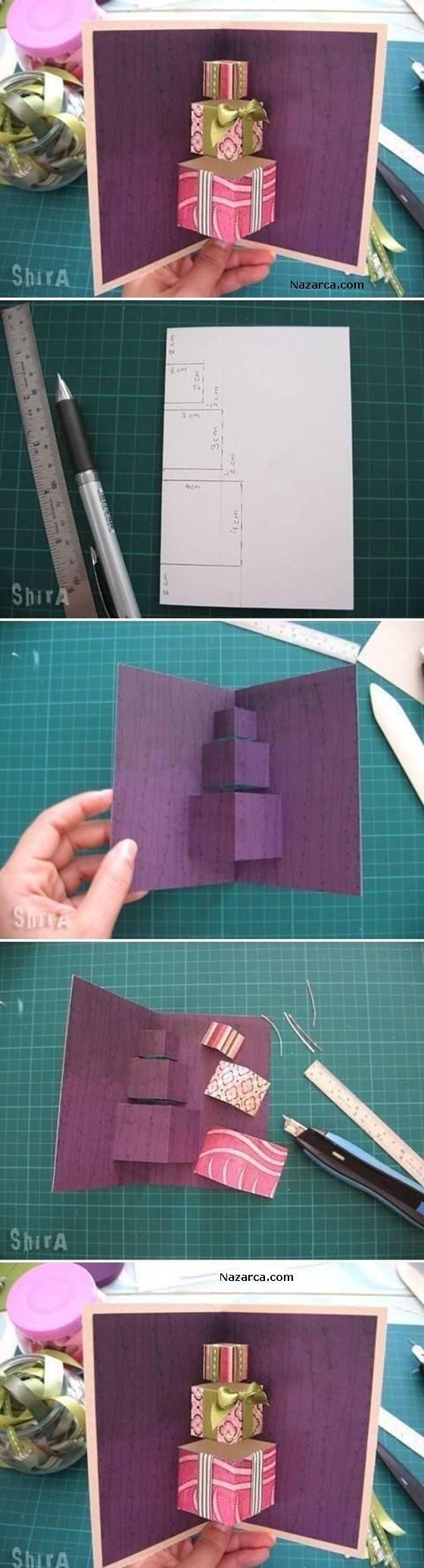 3-boyutlu-hediye-kutusu-seklinde-kart-yapimi
