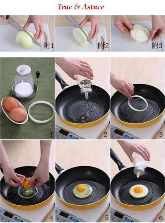 Tek porsiyonluk yumurta pişirme yöntemi