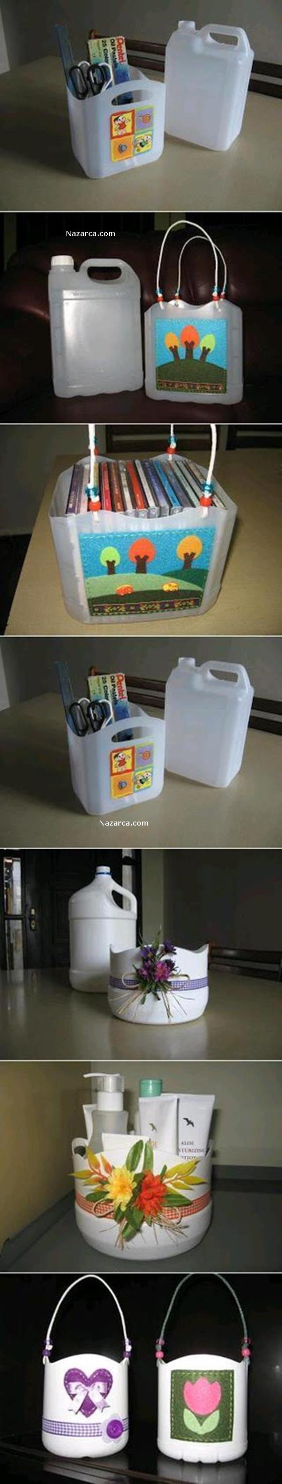 DIY-Plastic-Bottle-Baskets