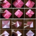 Origami-Flower-Picture-Frame