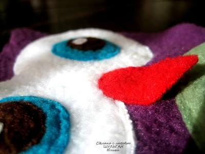 Polar-kumastan-sevimli-baykuslu-bebek-battaniyesi-yapilisi-24