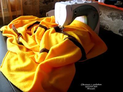 Polar-kumastan-sevimli-baykuslu-bebek-battaniyesi-yapilisi-26
