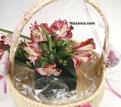 How-flower-basket-of-rope is made-8