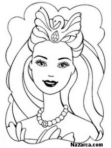 Barbie Boyama çikti Alma Sayfalari Nazarcacom