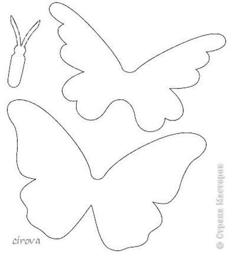 duvarlardaki-kagit-kelebekler-cicekler-6