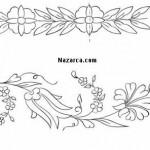 guzel-karakalem-desen-cicek-resimleri