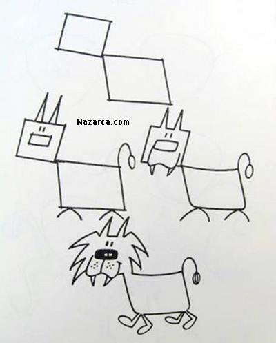 karikatur-sakalli-komik-kopek