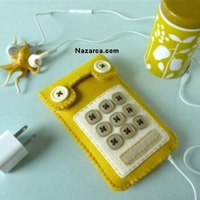 63 ADET KEÇE CEP TELEFONU VE TABLET KILIFI MODELİ