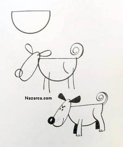 kopek-karikatur-cizimi