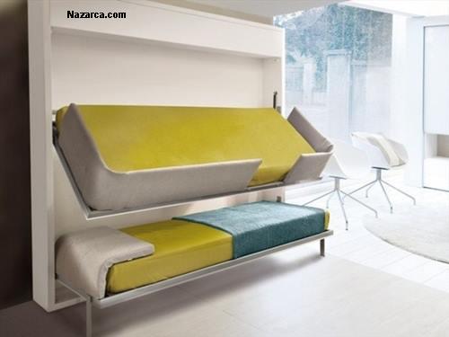 zel tasarim k katli ranza yer tasarrufu. Black Bedroom Furniture Sets. Home Design Ideas