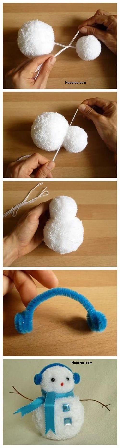 ponpon-ve-sonille-kolay-oyuncak-kardan-adam