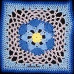 Hexagon-Afghan-Square