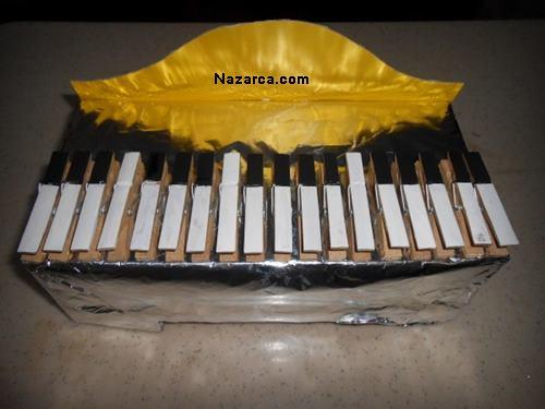 ahsap-mandallardan-ve-karton-kutudan-piano-nasil-yapilir