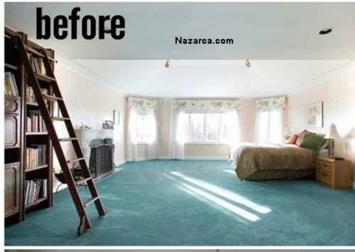 BEFORE&AFTER Candice Olson's Bedroom