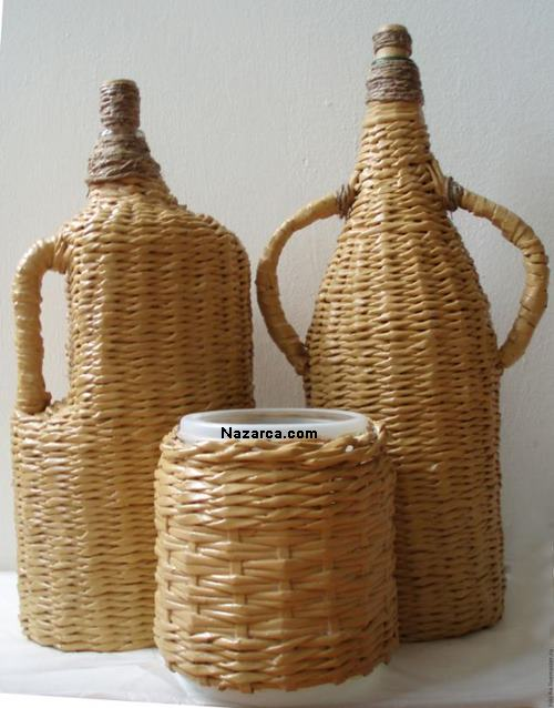 damacana-gazete-dokuma-sepet-yapimi