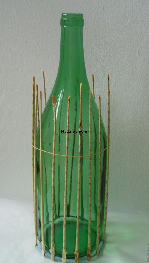 damacana-gazete-dokuma-sepet-yapimi-6