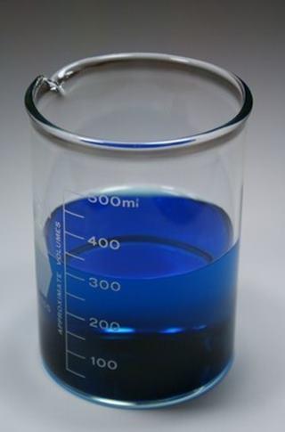 Как сделать синий краситель в домашних условиях