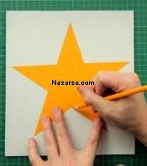 karton-ve-iplerden-dekoratif-noel-yildizi-yapimi-1