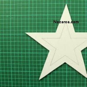 karton-ve-iplerden-dekoratif-noel-yildizi-yapimi-3