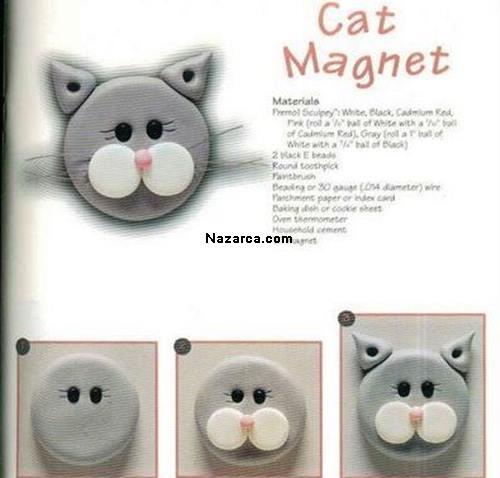 kedi-fimo-buzdolabi-magneti-cat-magnet