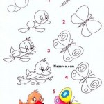 komik-cicvci-kelebek-cizme