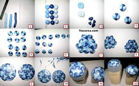 mavi-beyaz-desenli-fimo-boncuk-yapilisi