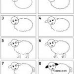okul-oncesi-kuzu-cizme