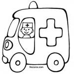 okuloncesi-ambulans-boyama-resimi-sayfalari