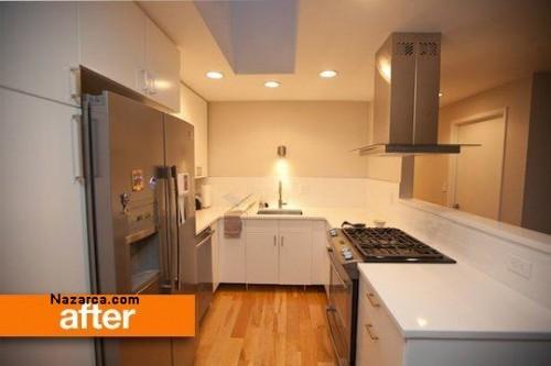 oncesi-sonrasi-ahsap-tasarimli-mutfak-dekorasyonu