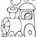 sevimli-ilkogretim-okul-oncesi-tren-boyama-resmi
