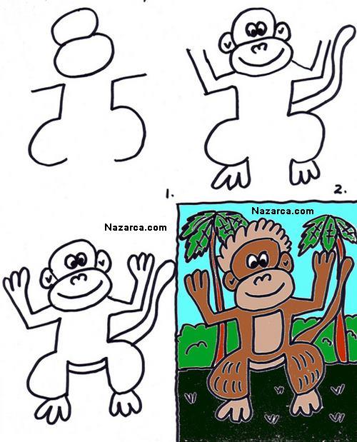 8-ve-5 ten-nasil-maymun-cizlir