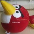 angry-bird-kus-oyuncak-dikmek