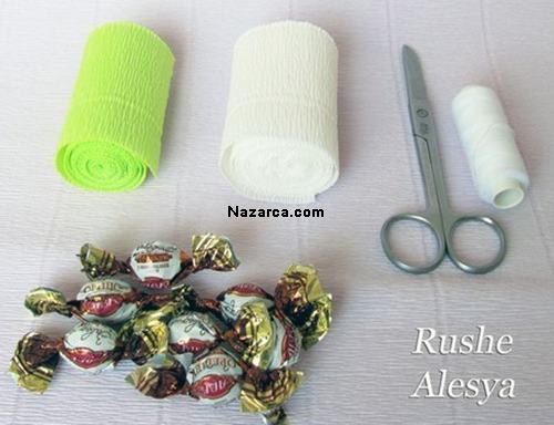 cikolata-ve-krapon-kagidindan-gelin-cicegi-yapilisi-2