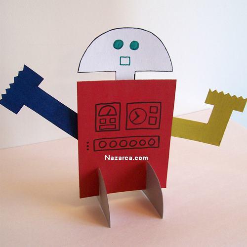 kolay-basit-kartondan-Robot-performans-odevi-5