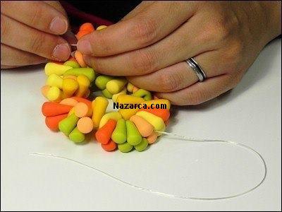 polimer-kil-fimo-hamurundan-renkli-boncuklu-bileklik-yapimi-7