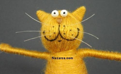 sise-mantarindan-kedi-yapilisi-8