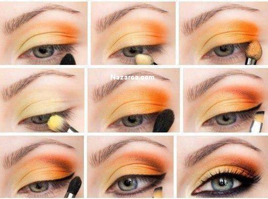 turuncu-far-gece-goz-makyaji
