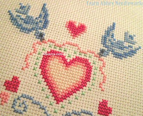 Hearts & Birds, Light 3