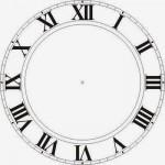 beyaz-resimsiz-sade-rakamli-saat-sablonu