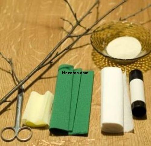 krapon-kagidindan-Japon-kiraz-cicekleri-yapilisi-2