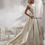 krem-uzun-kuyruklu-belden-kusakli-abiye-elbise-gorunumlu-gelinlikler