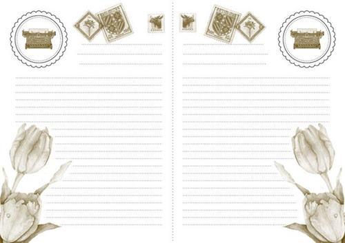 mektup-defter-siir-icin-nokta-cizgili-sayfalar-3