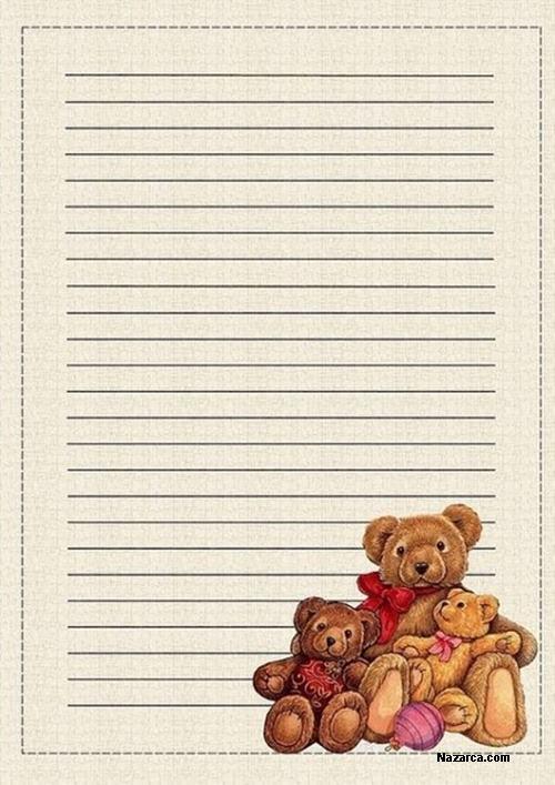 oyuncak-ayi-resimli-cizgili-dosya-sayfalar