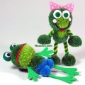 sevimli-ponpon-oyuncak-kurbagalar