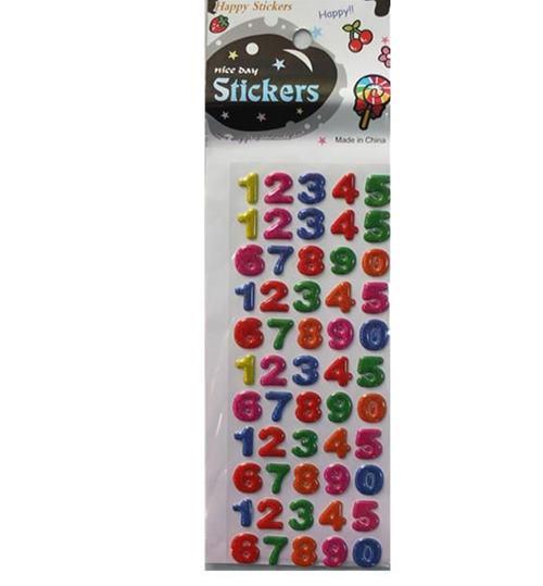 sticker-rakamlar